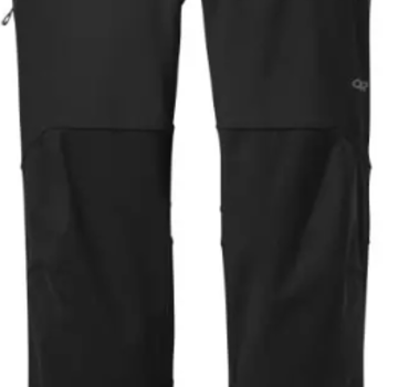 Outdoor Research Men's Trailbreaker II Pants- Black- S