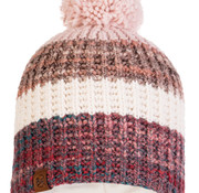Buff Knitted & Fleece Hat