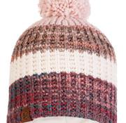 Buff Knitted & Fleece Hat