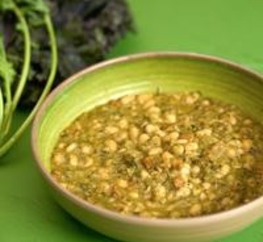 Kale and White Bean Stew Dehydrated Meal