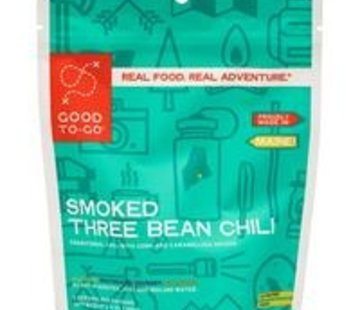 Good To-Go Smoked Three Bean Chili Dehydrated Meal