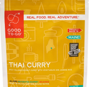 Good To-Go Thai Curry Dehydrated Meal