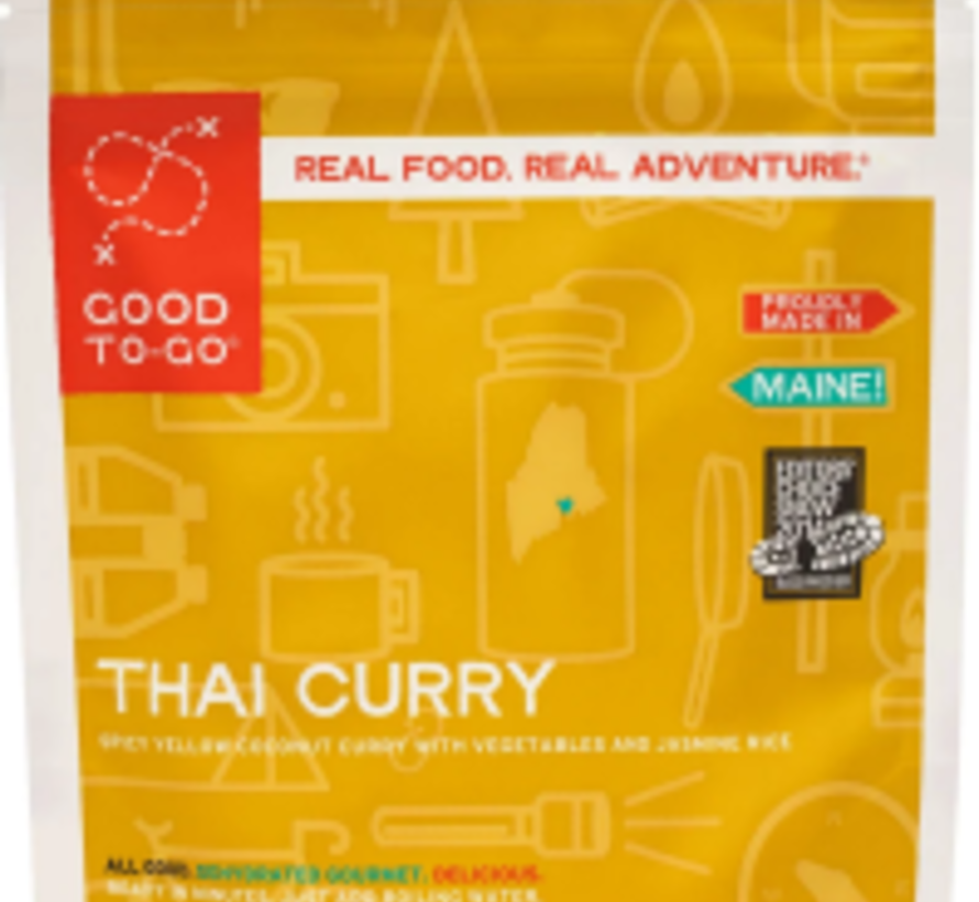 Thai Curry Dehydrated Meal