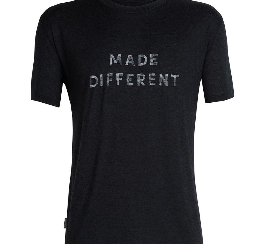 Men's Tech Lite Short Sleeve Crewe Made Different