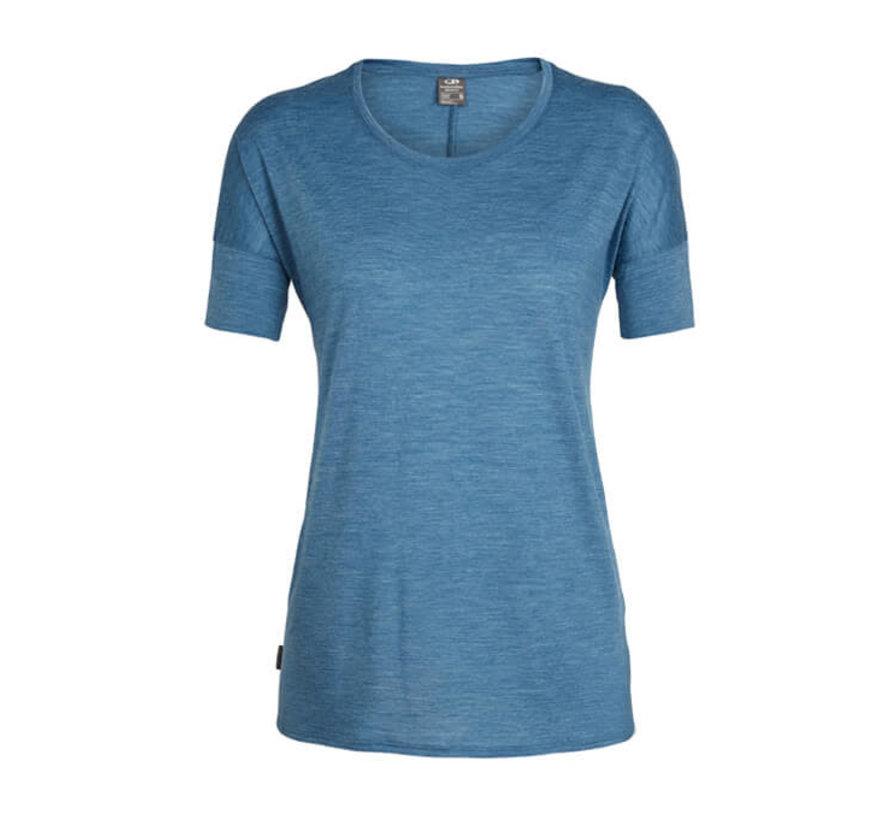 Women's Solace Short Sleeve Low Crewe