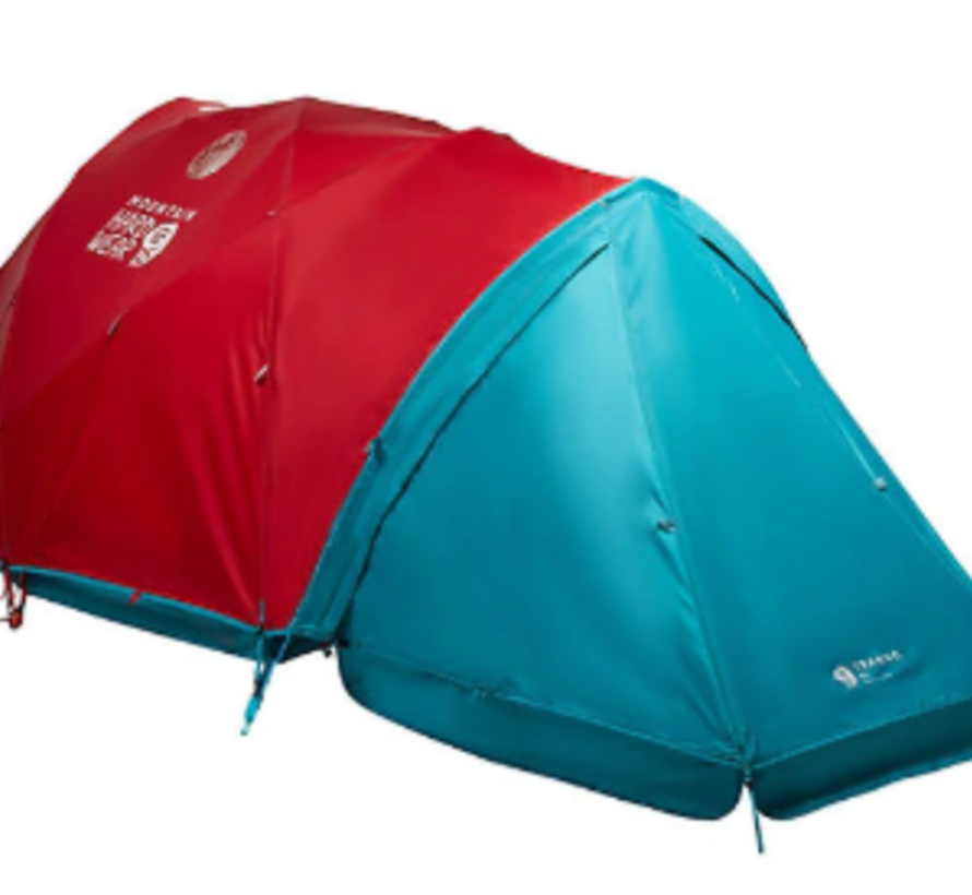 Trango 3 Tent-Alpine Red