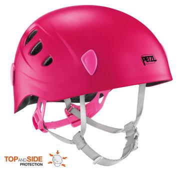 Petzl Picchu Kids Helmet Raspberry