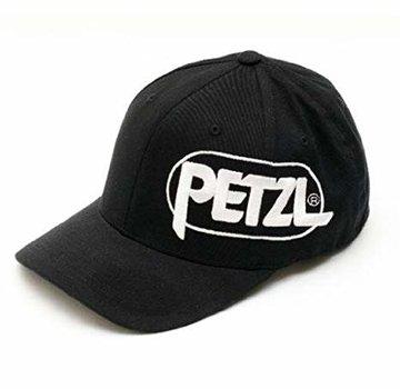 Petzl Flexfit Logo Ball Cap Black Size 2