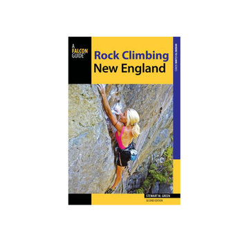 Falcon Guide Rock Climbing New England - Second Edition
