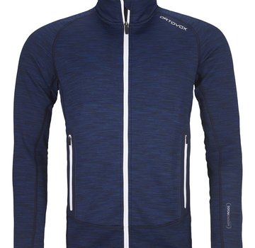 Ortovox Men's Fleece Spaced Dyed Jacket