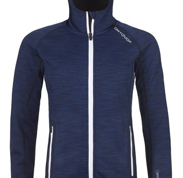Ortovox Women's Fleece Spaced Dyed Hoody