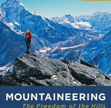 Mountaineers Books Mountaineering:  Freedom of the Hills, 9th Edition HB