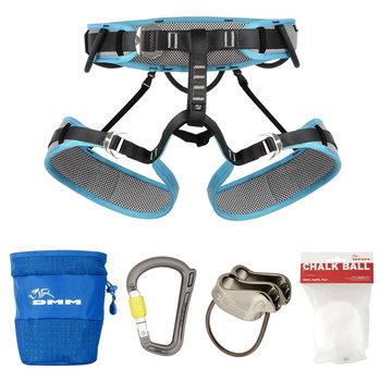 DMM Vixen Harness and Belay Package