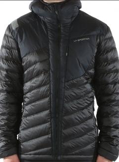 La Sportiva Men's Conquest Down Jacket- Black XL