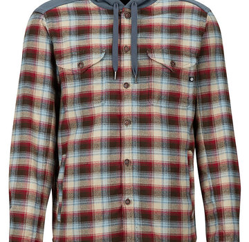 Marmot Men's Oheny Heavy Weight Flannel Shirt