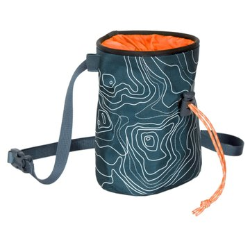 Blue Ice Poff Chalk Bag