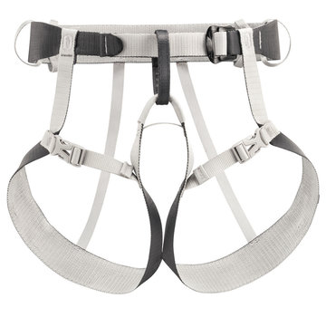 Petzl Tour Harness Gray/Anthracite