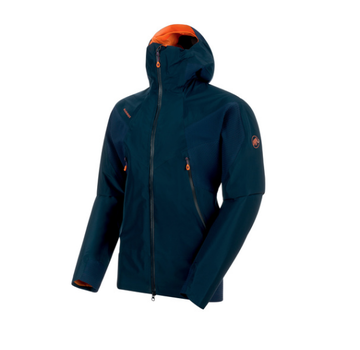 Mammut Men's Nordwand HS Flex Hooded Jacket Night M