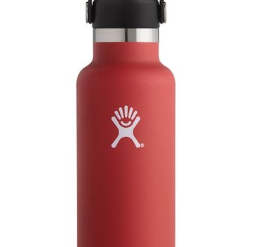 Hydro Flask 18 oz Standard Mouth Water Bottle w/ Flex Cap