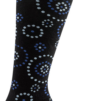 Darn Tough Women's Starry Night Over-The-Calf Light Sock