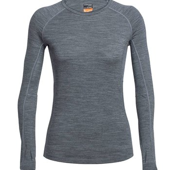 Icebreaker Women's Bodyfitzone Zone Long Sleeve Crew