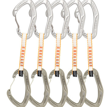 DMM Alpha Trad Quickdraw- 5 Pack