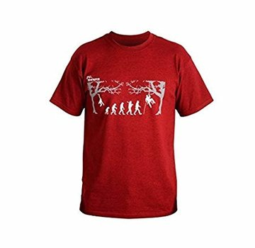 DMM Evolution Tee Red L
