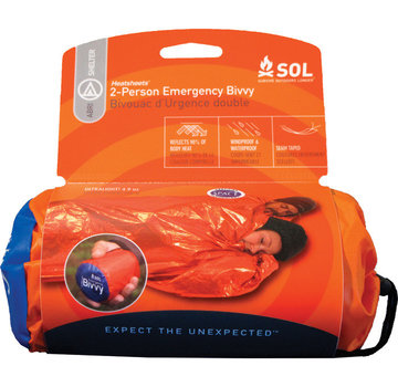 Survive Outdoors Longer Emergency Bivvy XL