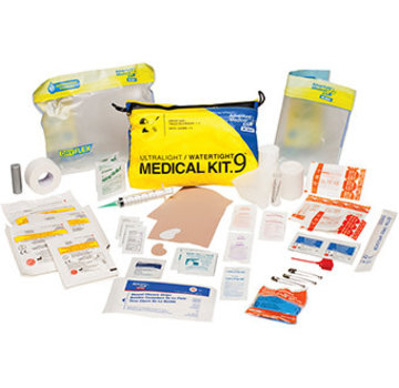Adventure Medical Kits Ultralight & Watertight Medical Kit .9