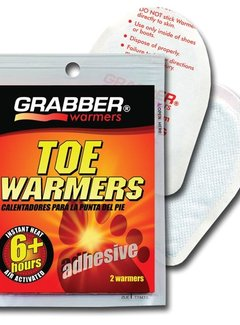 Grabber Toe Warmers 2 Pk