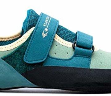 Evolv Elektra Climbing Shoes - 2016 Teal 5.5