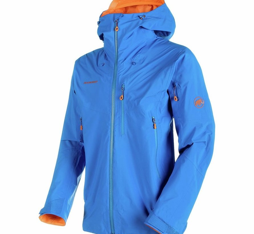 Men's Nordwand Pro HS Hooded Jacket - Marble - XL