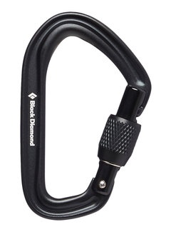 Black Diamond HOTFORGE Screwgate Carabiner