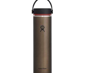 Hydro Flask Lightweight Wide-Mouth Vacuum Water Bottle - 24 fl. oz.