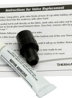 Therm-A-Rest Classic Valve Repair Kit Dk Blue