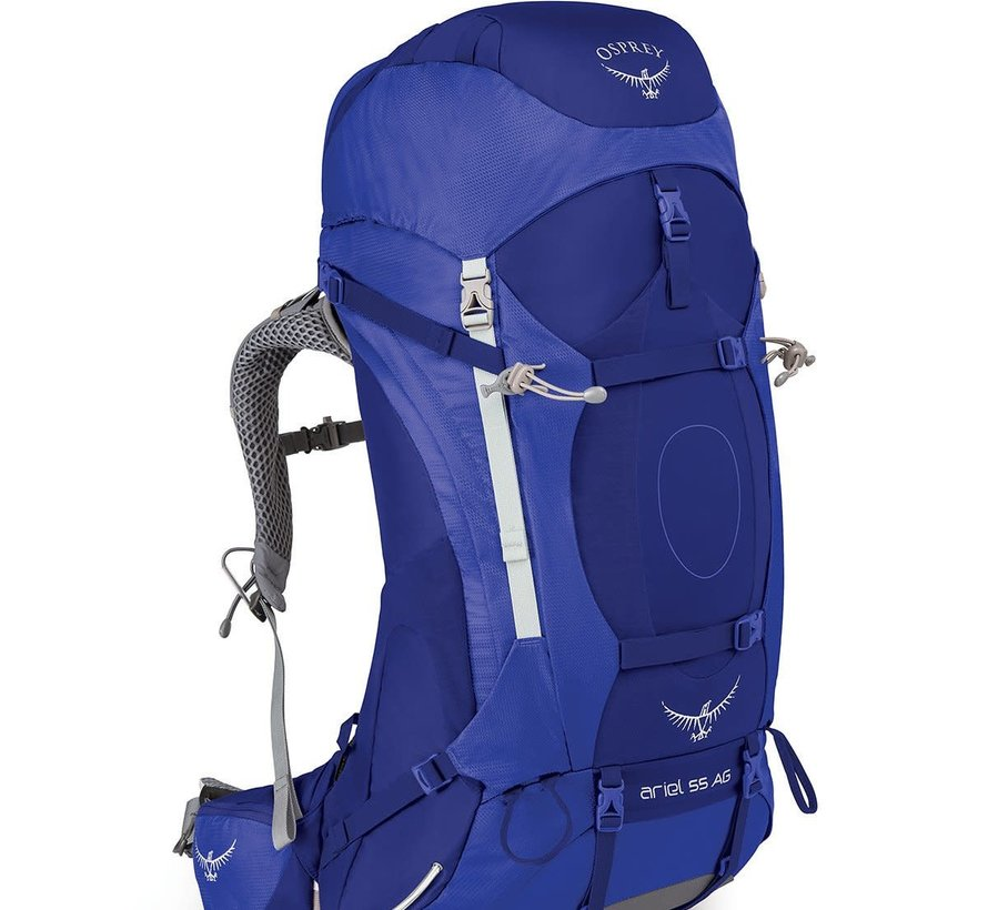 Women's Ariel AG 55 Pack with DayLid