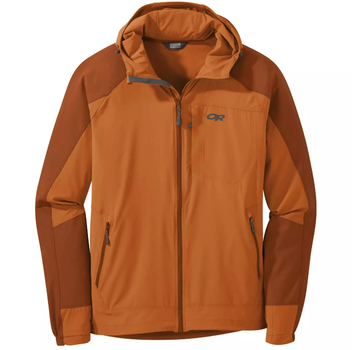 Outdoor Research Men's Ferrosi Hooded Jacket