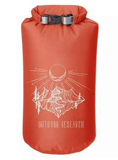 Outdoor Research Graphic Dry Sack 10L Moonshine Bahama