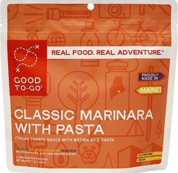 Good To-Go Classic Marinara with Pasta