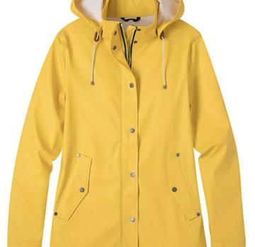 Mountain Khakis Women's Rainmaker Jacket Sunshine M