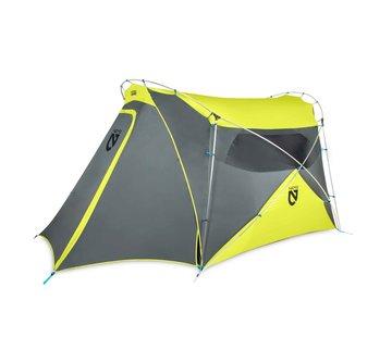 Nemo Wagontop Camping Tent 4P Goodnight Gray/Lumen