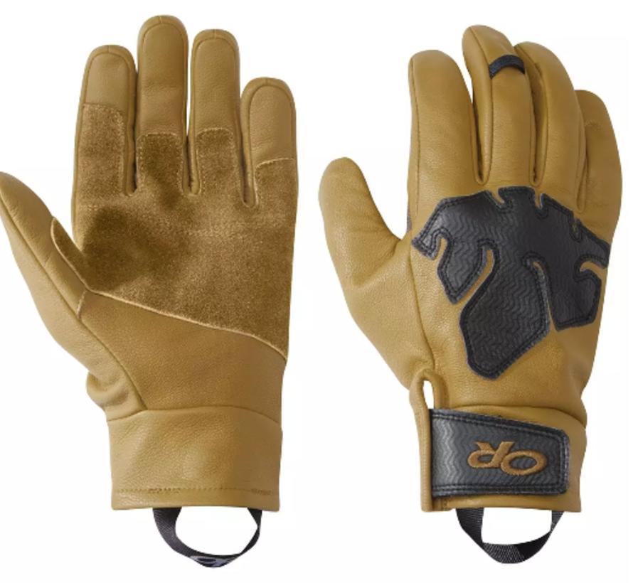 Splitter Work Gloves Natural/Black