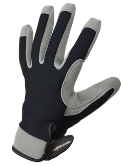 Metolius Belay Slave Belay Gloves Gray/Black