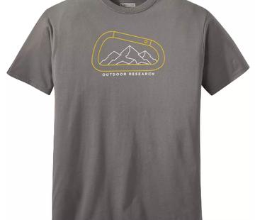 Outdoor Research Men's Rumney Short Sleeve Tee-XL