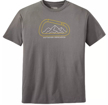 Outdoor Research Men's Rumney Short Sleeve Tee-XL