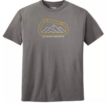 Outdoor Research Men's Rumney Short Sleeve Tee