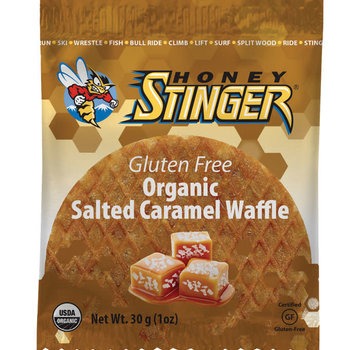 Honey Stinger GF Organic Waffles