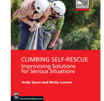 Mountaineers Books Climbing Self-Rescue