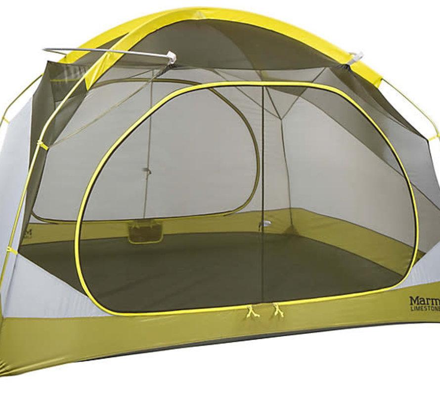 Limestone 4P Tent Green Shadow/Moss
