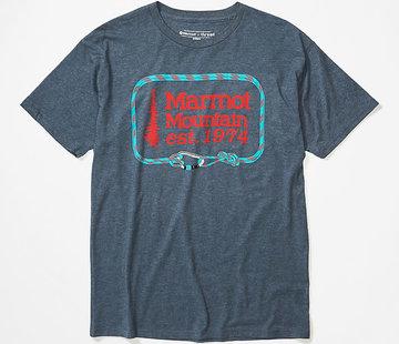 Marmot Men's Ascender Tee Short Sleeve Shirt
